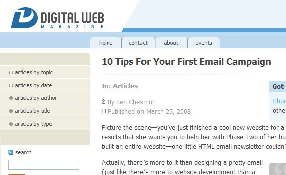 Tips-first-campaign-html-email-tips