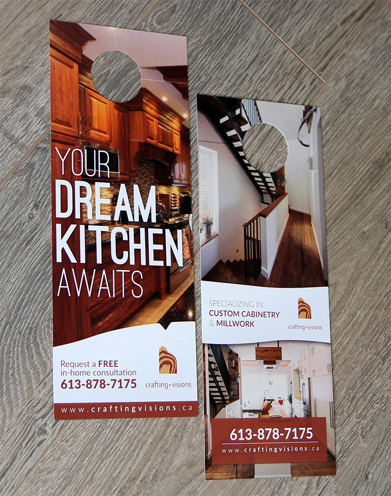 crafting visions direct mail